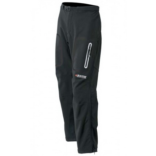 Брюки Baffin Mens Pant BlackБрюки/шорты<br>Брюки из патентованного материала стрейч, непродуваемые, непромокаемые, со светоотражающими полосами.<br>