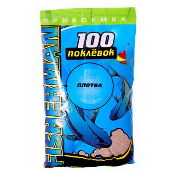 100 поклевок fisherman