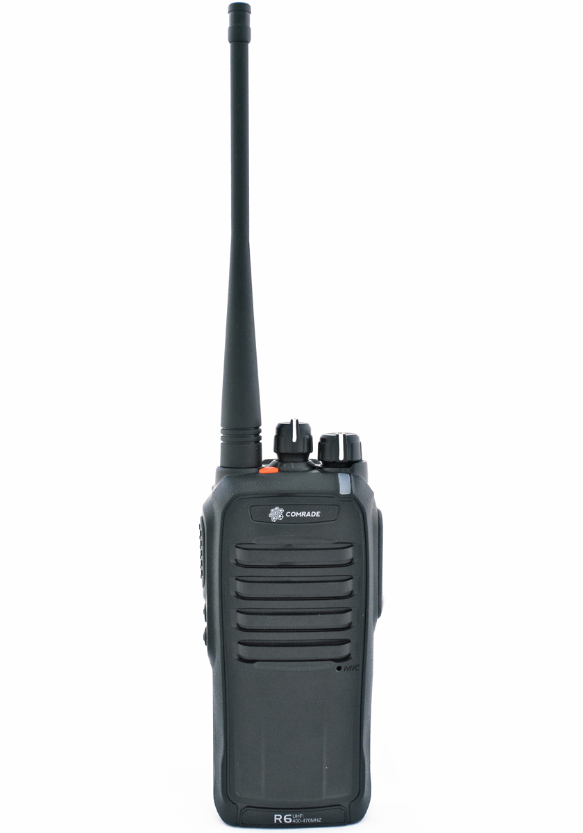 Радиостанция COMRADE R 6