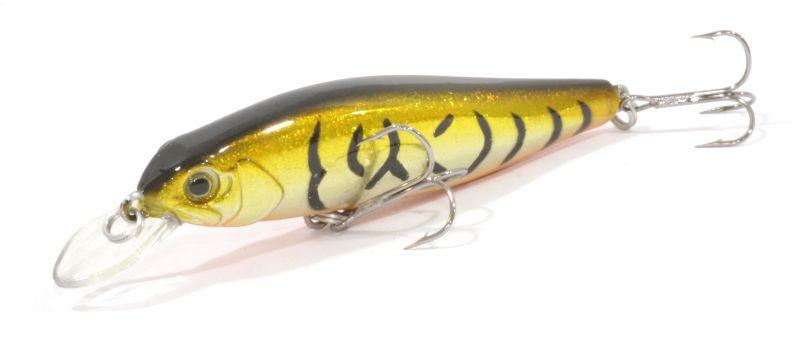 Воблер Trout Pro Lucky Minnow 80F цвет 087 (35534)Воблеры<br>Классический минноу воблер для ловли щуки на мелководье. Обладает прекрасной игрой как при равномерной проводке, так и при рывковой твичинговой.<br>