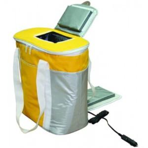 Холодильник GreenWay 0622 B-SSB автомоб. 22лХолодильники<br>Автомобильный минихолодильник выполнен из ударопрочного пластика, обладающего высокой стойкостью к ударным нагрузкам. Благодаря толстому литому термоизоляционному слою, продукты и напитки, в течение длительного времени, будут оставаться свежими без подвод...<br>
