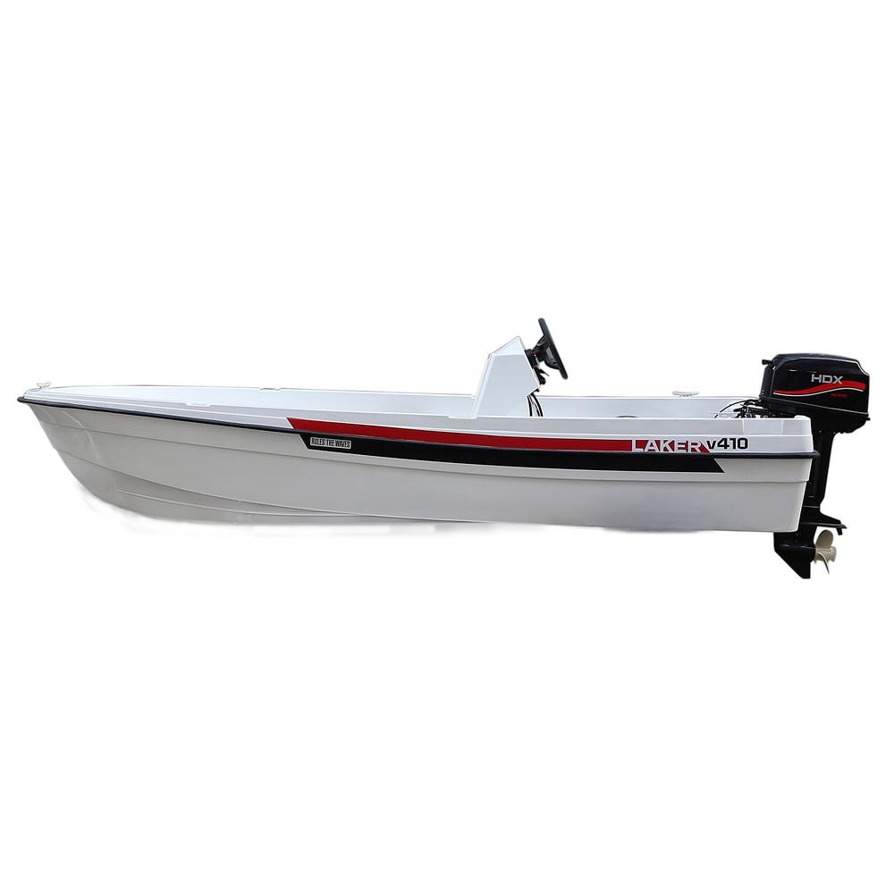 лодка laker t410 цена