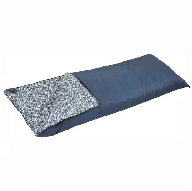 Спальный мешок NovaTour Одеяло 450Спальные мешки<br>Простая и привычная конструкция. Одеяло согреет Вас прохладной летней и осенней ночью, а подкладка из 100  х/б создаст домашний уют.  . <br>