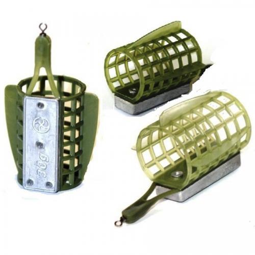 Кормушка Limanfish Лиман полипроп. круглая без дна 40 гр (+стабилизаторы) (101127)Фидерная и карповая оснастка<br>Каждая кормушка имеет уникальный груз со смещённым центром тяжести, изготовленный специальной технологии, которая позволяет исключить раковины и сколы в массе свинца, это позволяет существенно повысить прочность груза <br>наличие грунтозацепов даёт позволяе...<br>