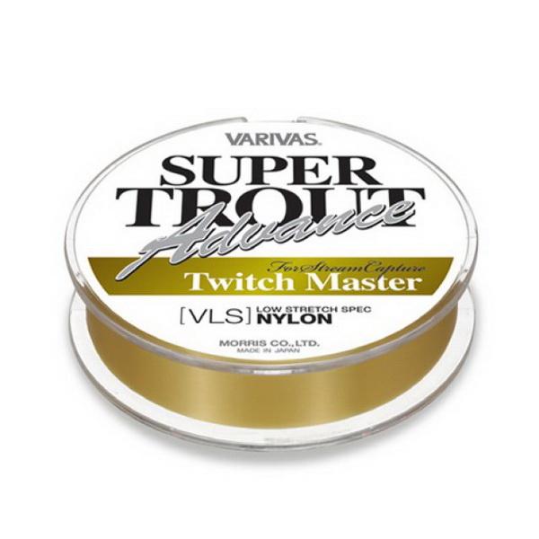 Монолеска Varivas Super Trout Advance Twitch Master, 91м