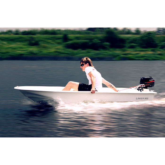 Лодка Laker Т300 Белый (31181)