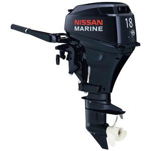 Лодочный мотор Nissan Marine NS 18 E2 1Подвесные моторы<br>Моторы Nissan-Marine имеют малый вес, надёжны и просты в эксплуатации, а также рассчитаны на использование бензина АИ-92 (что не мало важно для России) и эксплуатацию в водоёмах с повышенным содержанием ила.<br>