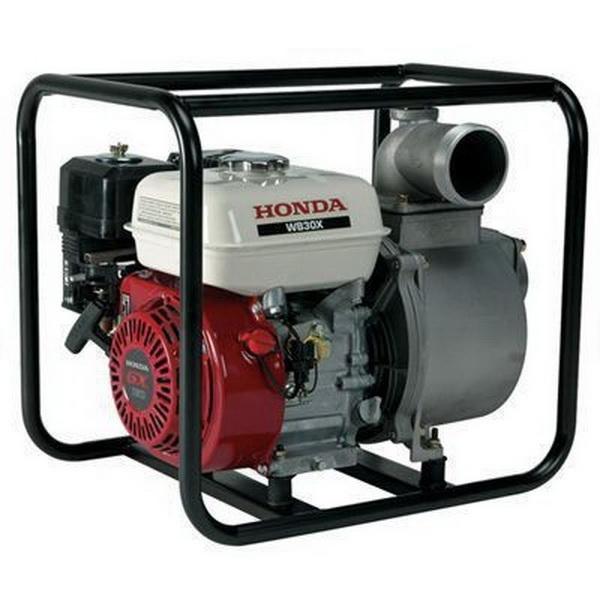 Насос Honda Водяной WB20XT2DRXOHМотопомпы<br>Замечательная компактная помпа. Легко собирается и разбирается, мобильна.<br>