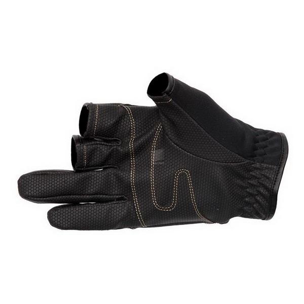 Перчатки Norfin AnglerВарежки/Перчатки<br>Мягкие и комфортные перчатки с вырезами для пальцев.<br>