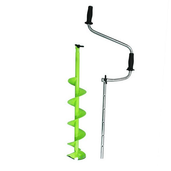 Ледобур Trout Pro Stinger 150мм (64093)Ледобуры и мотоледобуры<br>Ледобур Trout Pro Stinger 100 с настраиваемой ручкой. Диаметр шнека 150 мм.<br>