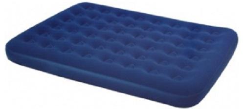Кровать Bestway надувная  Flocked Air Bed Tween 67224Раскладушки, кровати складные<br>Самая популярная серия по соотношению цена-функция: ничего лишнего! Немаркий цвет, надежный клапан. В комплект входит интегрированная подушка, насос и набор для ремонта.<br>