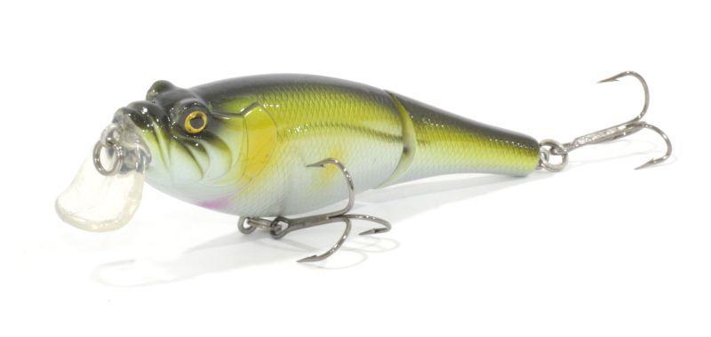 Воблер Trout Pro Rotan Joint 80F цвет ME07 (38110)Воблеры<br>Двухсоставник бренда Trout Pro для ловли щуки. Заглубление до 0,7 м дает возможность рыболову облавливать этим воблером мелководные заливы рек и водохранилищ, а плавная игра с широкой амплитудой составной приманки не оставит без внимания даже малоактивног...<br>