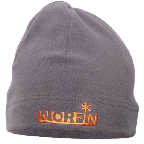 Шапка Norfin GY разм. L  (69416)Шапки/шарфы<br>Шапка Norfin GY из полиэстера с мягкой флисовой подкладкой. <br>Подкладка: флис<br>Материал: 100 полиэстер <br>Цвет: серый.<br>