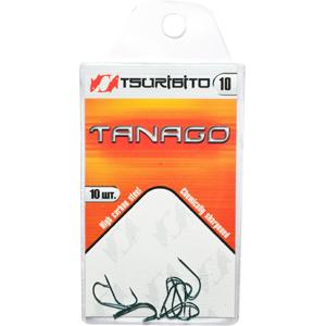 Крючки рыболовные Tsuribito Tanago №12 (в упак. 10шт.) (BL)Крючки<br><br>