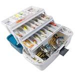 Ящик рыболовный Salmo пласт. 3х-пол. 03 бол. (2703)