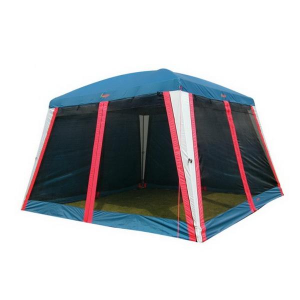 Тент Canadian Camper Safary (цвет royal) (высота 250см) со стойками