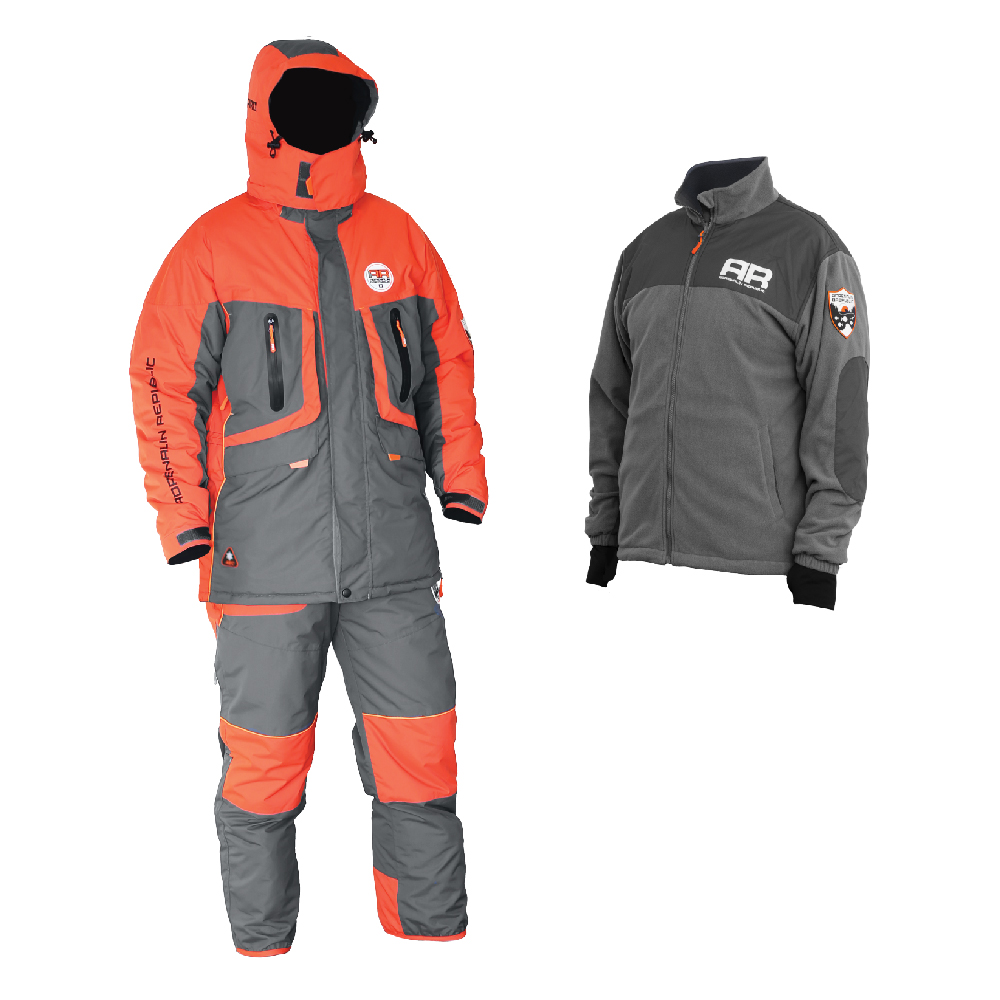 Костюм зимний Adrenalin Republic EVO 3in1, XL (89909)Костюмы/комбинзоны<br>Костюм разработан на базе отлично зарекомендовавшей себя модели ROVER, выполнен в новой оранжево-серой гамме и предназначен для температур до -40 градусов.<br>