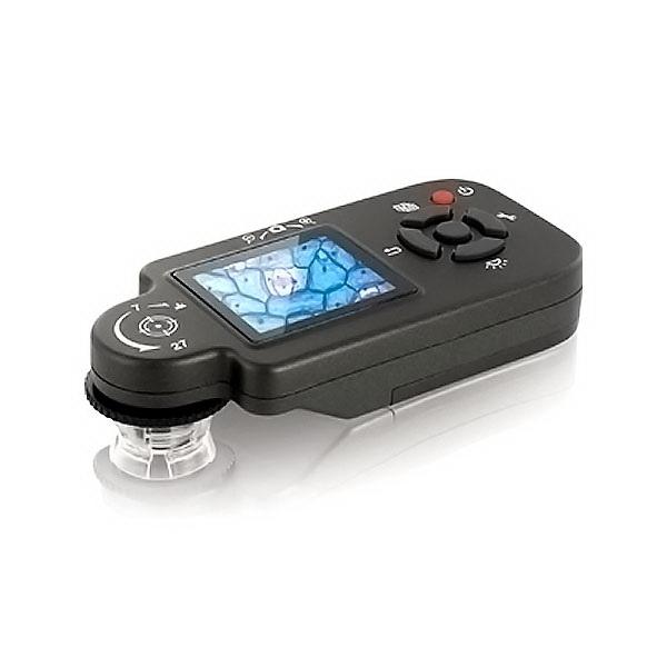 Микроскоп JJ-Optics Digital Lab Mobile - 2 USB (ручной с цв. дисплеем, подключается к ПК)