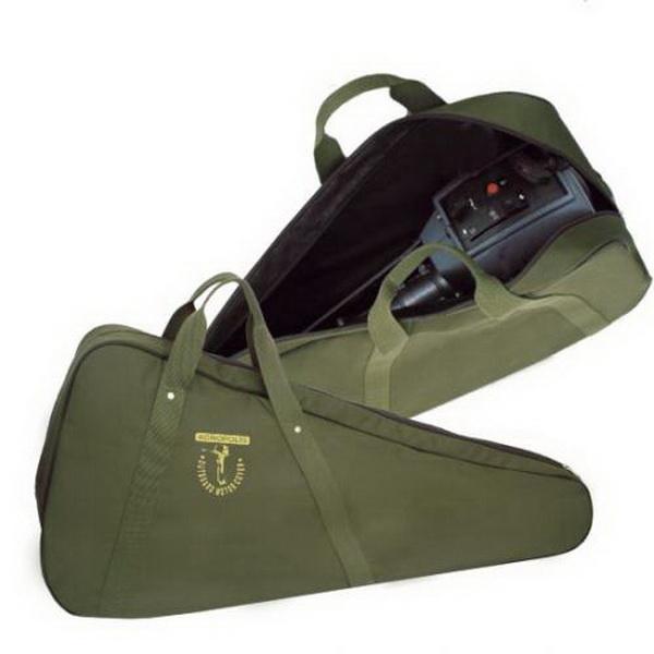 Чехол ACROPOLIS для мотора лодки ( ЧДМ-3) ( 108х51х34см)Чехлы и сумки<br>Водонепроницаемый чехол для транспортировки лодочного мотора. Он отлично защитит ваш автомобиль от нежелательных масляных пятен и воды<br>