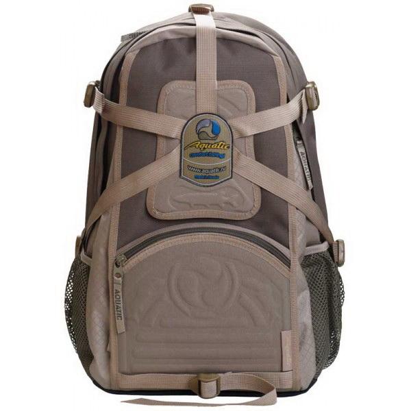 Рюкзак Aquatic Р-35 рыболовныйСумки и рюкзаки<br>Удобный рюкзак, разработанный специально для рыболовного туризма. Имеет уплотненную спинку, которая приходится очень кстати при длительных рыболовных переходах.<br>
