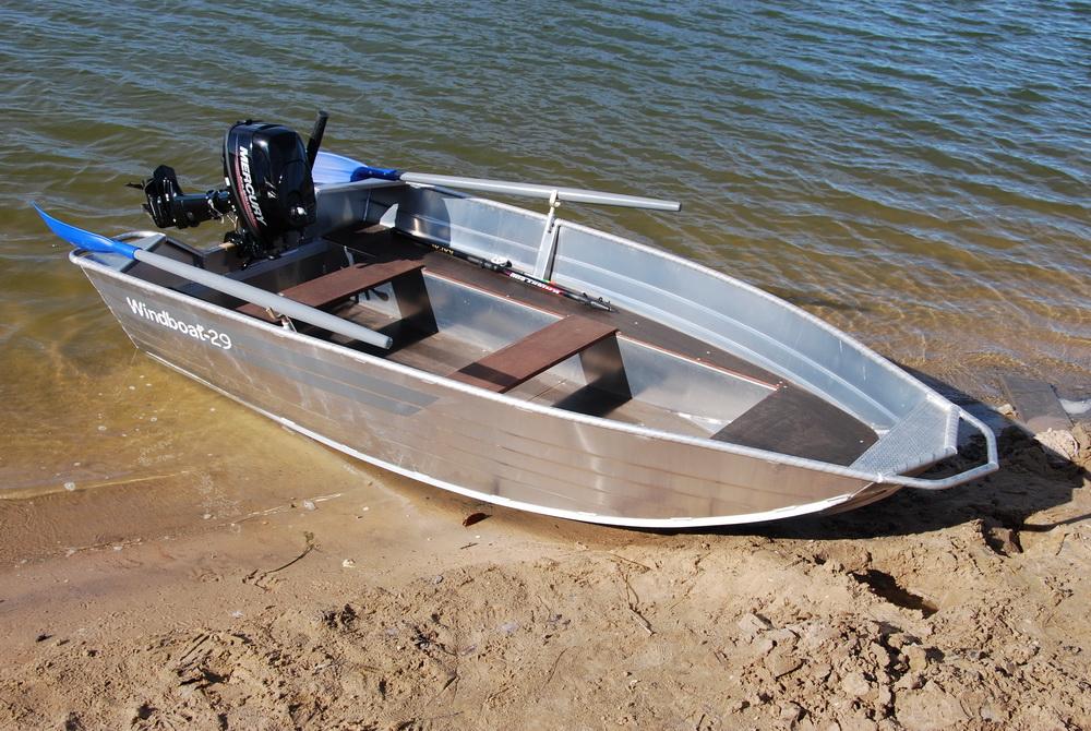 винбот лодка фото