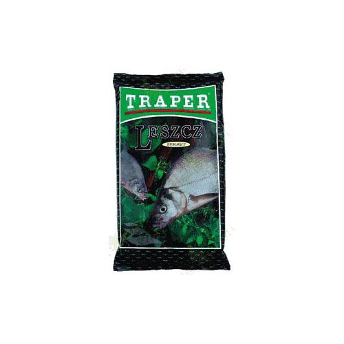Прикормка Traper Secret Bream Black (Лещ черный) 1кг 00027Прикормки<br>Серия прикормок Secret разработана экспертами фирмы TRAPER для рыбалки в таких условиях, когда необходима прикормочная смесь определённого цвета. Ведь, к примеру, в холодной и прозрачной воде рыба, как известно, смелее подходит на прикормку тёмных тонов,...<br>