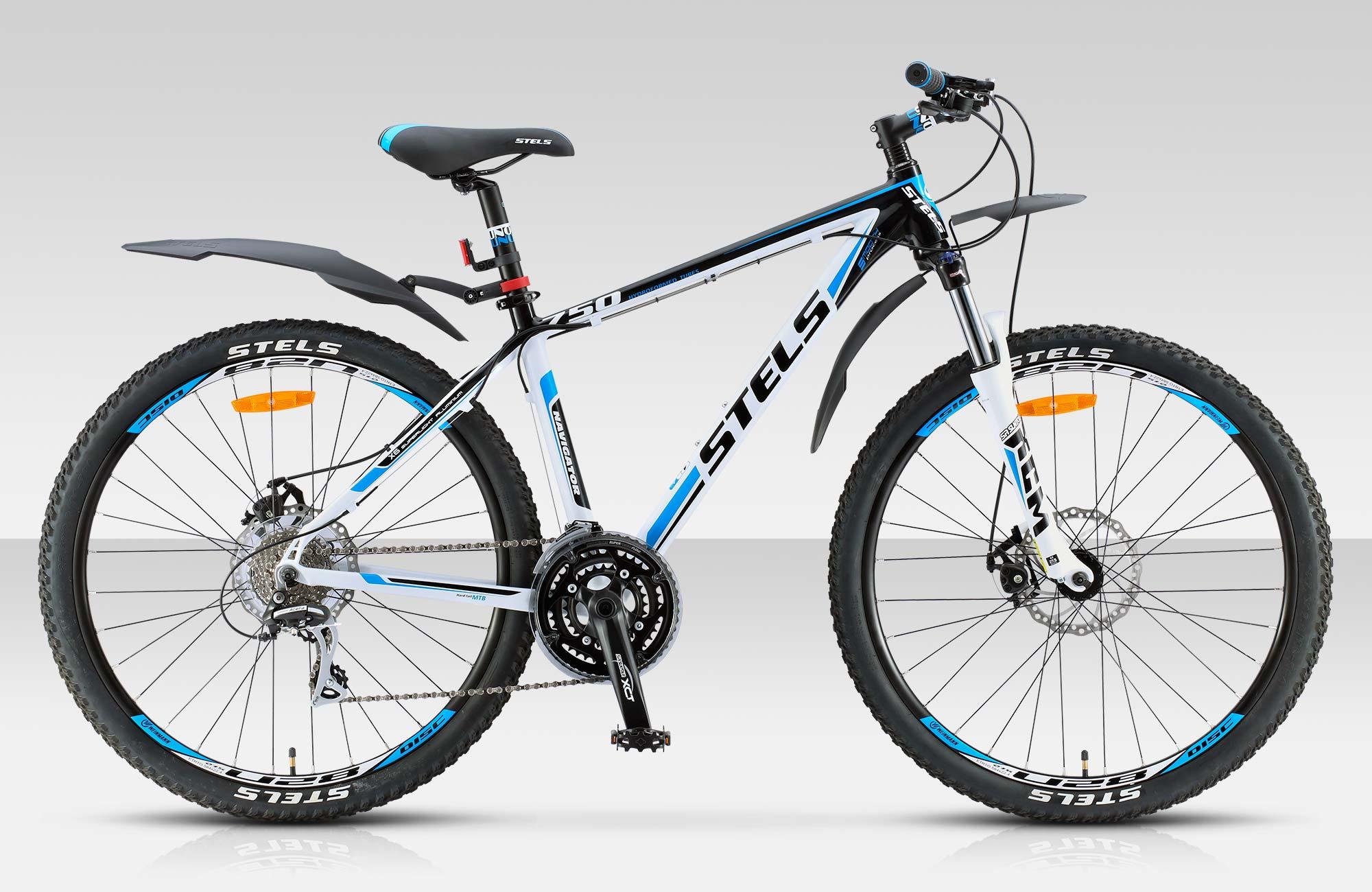 Велосипед Stels Navigator-750 MD 27.5.15Велосипеды Stels<br>Прочная и скоростная модель горного велосипеда Stels Navigator 750 MD 27.5 2015 года для увлекательной езды по горным тропам. Этот велосипед, несомненно, позволит почувствовать себя настоящим покорителем горных вершин! Стильный байк Stels Navigator 750 MD...<br>
