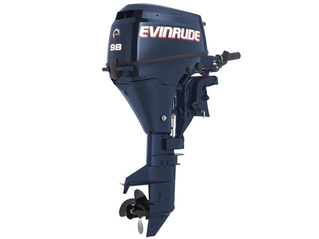 Лодочный мотор 4-х тактный EVINRUDE B10R4AA