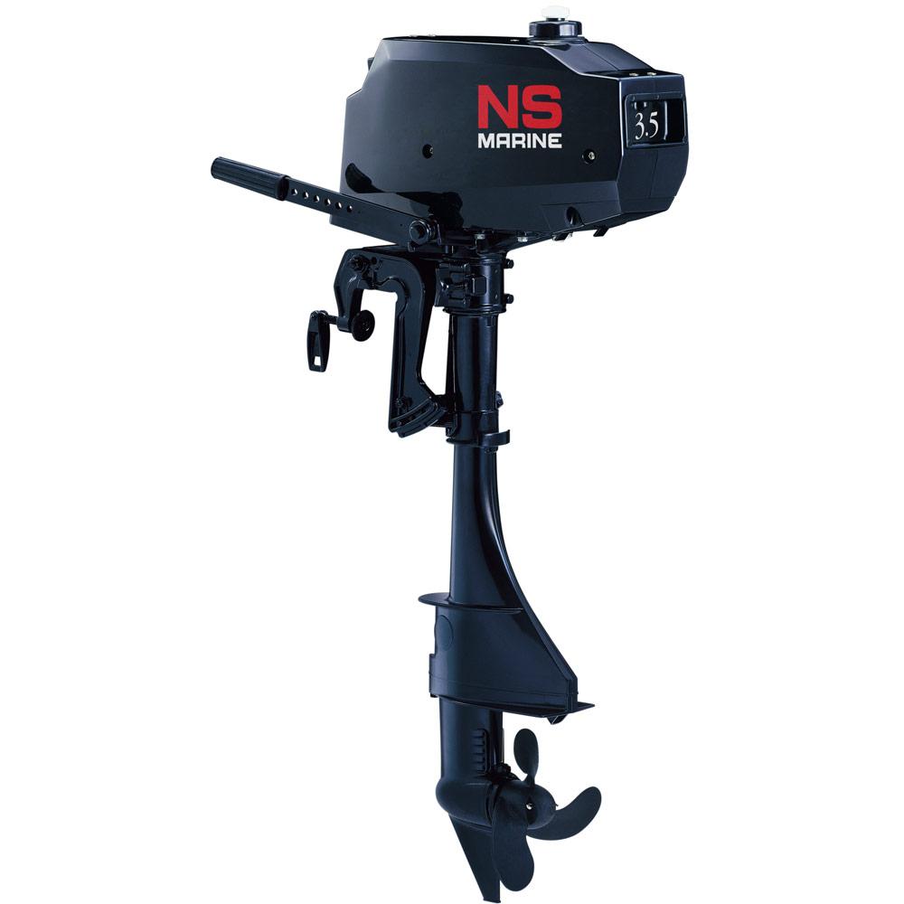 Лодочный мотор 2-х тактный NS Marine NM 3.5 A2 S