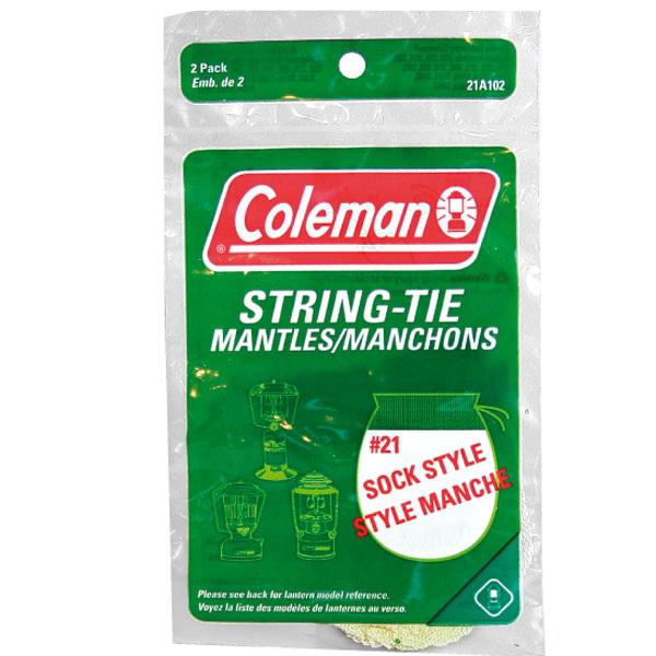 Сеточка Coleman для жидкотоп.лампы(Х2)Горелки<br>Сеточка Coleman благодаря своему составу предназначена для увеличения мощности свечения. Специальный материал пропитан редкоземельными металлами.<br>