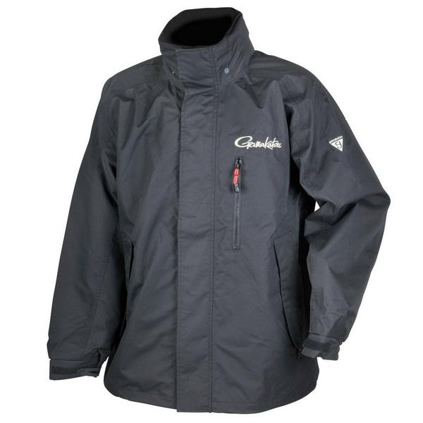 Куртка Gamakatsu Rain Jacket XL 007158 00300 (77141)Куртки<br>Куртка из высокотехнологичного дышащего материала с высокой степенью прочности. Модель непроницаема на все 100 .<br>