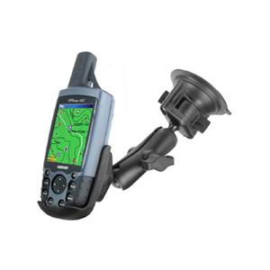 Крепление на присоске RAM-B-166-GA12Аксессуары для электроники и навигаторов<br>Крепление на присоске для GPS 60, GPSMAP 60, 60C, 60CS, 60CSx, 60Cx.<br>