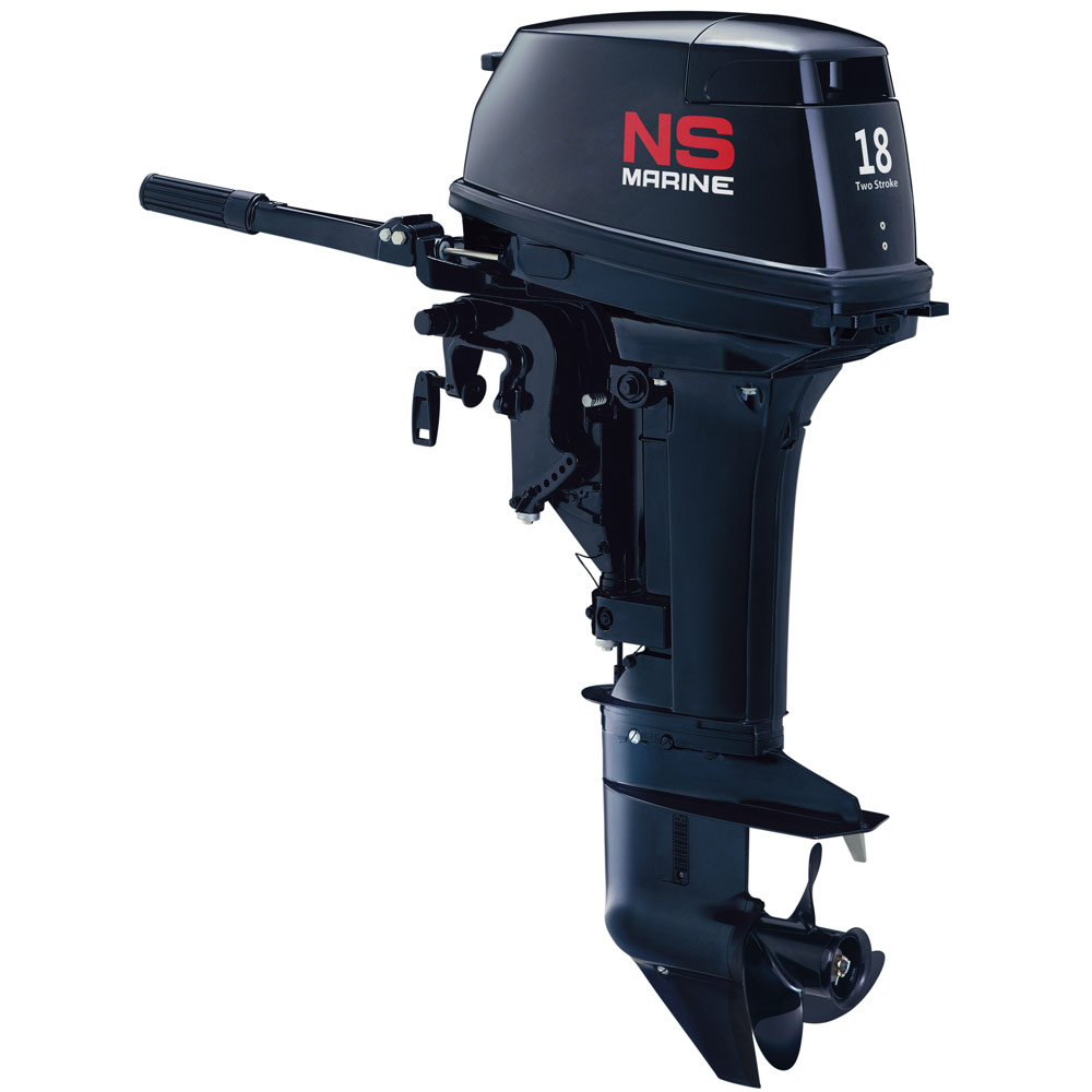 Лодочный мотор 2-х тактный NS Marine NM 18 E2 SПодвесные моторы<br>Моторы Nissan-Marine имеют малый вес, надёжны и просты в эксплуатации, а также рассчитаны на использование бензина АИ-92 (что не мало важно для России) и эксплуатацию в водоёмах с повышенным содержанием ила.<br>