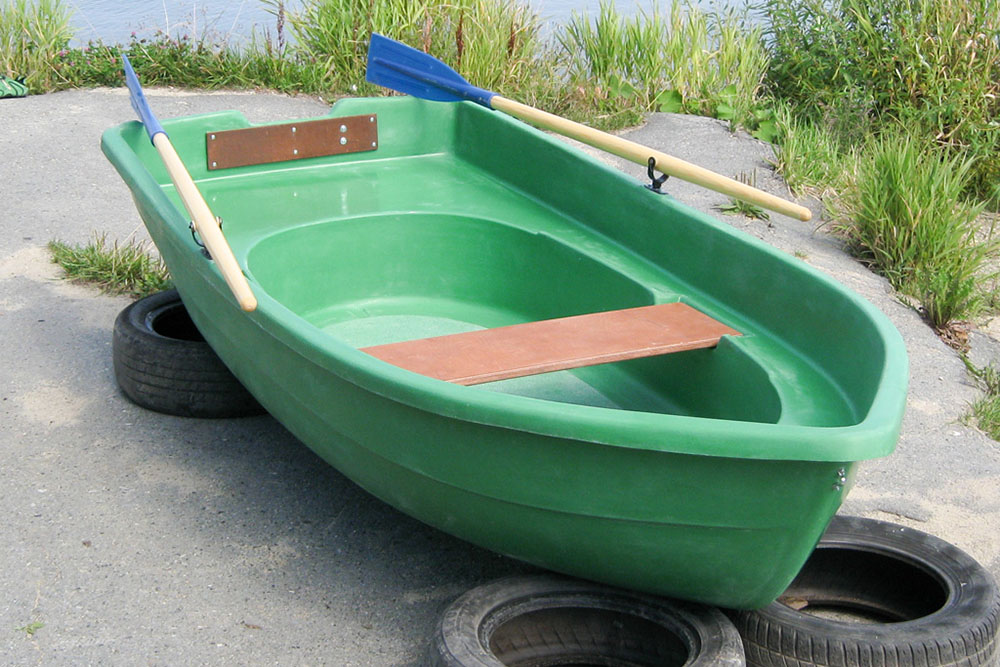 гребная лодка тортилла