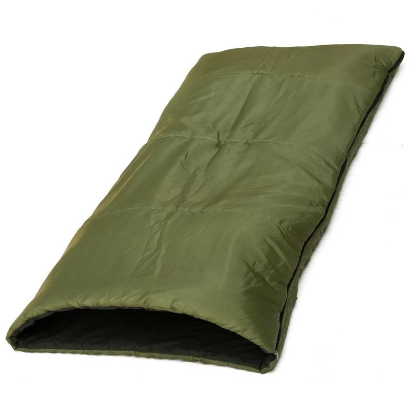 Спальный мешок Чайка СО2Спальные мешки<br>Спальные мешки СО 2 от отечественной торговой марки «Чайка» оптимальны при  температуре от 5 до 20°С.<br>