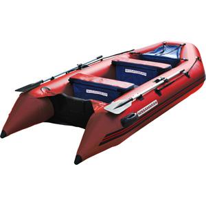 Надувная лодка Nissamaran Tornado 320 (цвет красный)