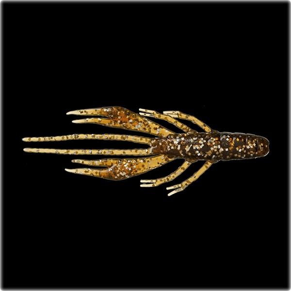Мягкая приманка Jackall Waver Shrimp 2.8 SALTRF CLEAR GRFLAKE (87340)Мягкие приманки<br>Силикон Jackall Waver Shrimp 2,8 более чем реалистично похож на рачка, солидные клешни и множество маленьких и тоненьких лапок отлично отыгрывают при ступенчатой проводке, а также при волочении по дну.<br>