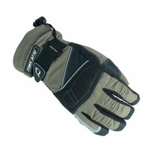 Перчатки UMC ZAS-0001, размер L, черно-серые