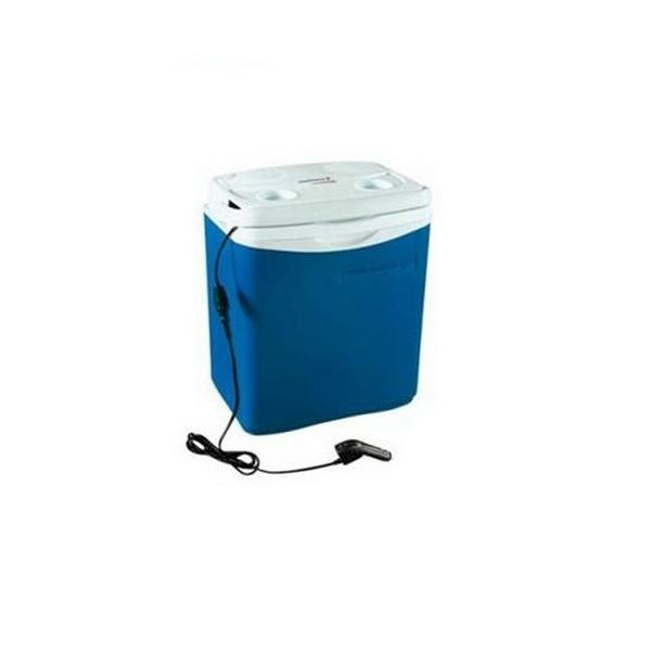 Холодильник CampinGaz автомобильный CG Powerbox 28 Deluxe (36996)Холодильники<br>Контейнер – холодильник для автомобиля. Имеет очень удобную крышку, которую можно применять как подставку под чашку с чаем и под баночку с пивом.<br>