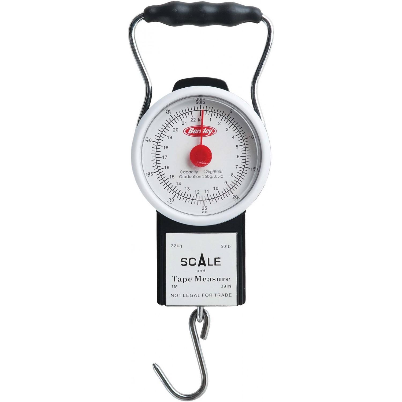 Весы Berkley Fish Scale W/Tape