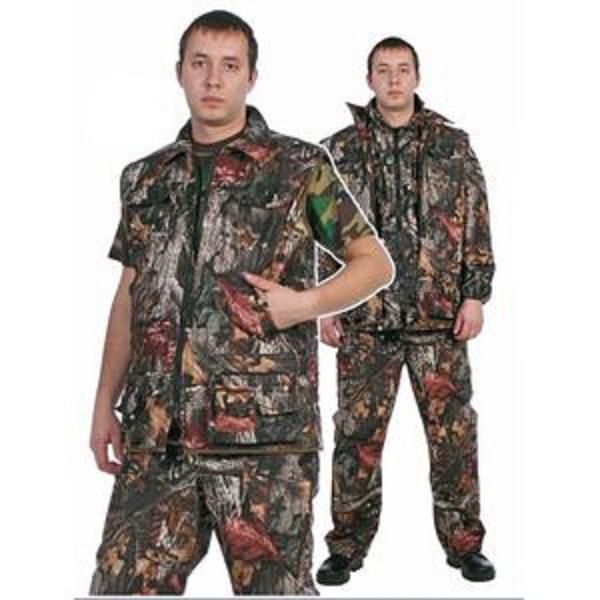 Костюм Патрон ЕгерьКостюмы/комбинезоны<br>Теплый костюм для рыбалки и отдыха на природе. Состоит из куртки и полукомбинезона.<br>