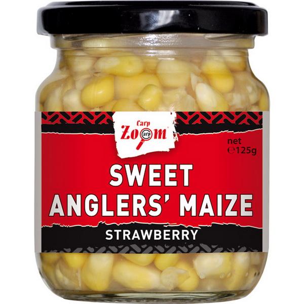 Кукуруза Carp Zoom Sweet Anglers Maize 220мл.. ( натуральный ) в банкеПрикормки<br>Отличная и эффективная прикормка. Представляет собой зерна кукурузы, которые приправлены различными ароматами и  вкусами для лучшего приманивания рыбы.<br>
