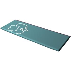 Коврик NovaTour самонадувающий Классик -, Зеленый 95260-366-00Коврики туристические<br>Удобный самонадувающийся коврик для семейных выездов на природу<br>