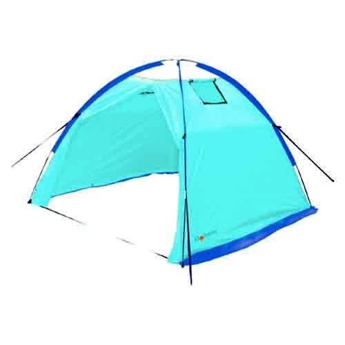 Палатка Holiday рыболовная зимняя ICE 2,5 230х230 гол.H-1223-003Палатки для зимней рыбалки<br>Рыболовная зимняя палатка Holiday незаменима в зимнее время года для любителей подледной рыбалки. Дуговая конструкция позволяет быстро устанавливать палатку и также быстро ее складывать в сумку для хранения и переноски. <br>