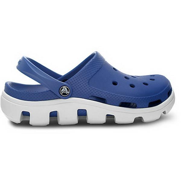 Сабо Crocs Унисекс Дуэт Спорт Клог Си Блю/Ойстер р.45,5 (M12) (64784)Сандалии и сабо<br>Эта модель дарит комфорт и обеспечивает прочность<br>