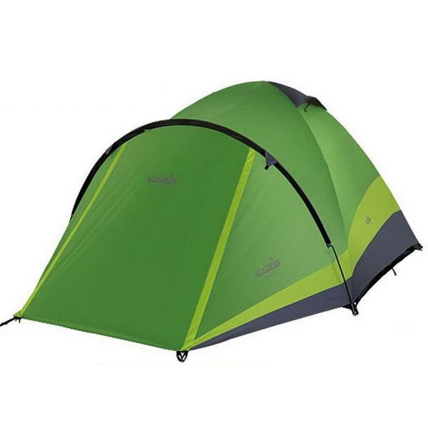 Палатка Norfin 3-х мест. Perch 3 NFПалатки<br>Многофункциональная двухслойная палатка для трёх человек.<br>