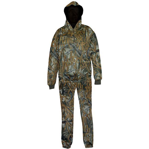 Костюм HuntLandia антимоскитный Камыш р.56 (91344)Костюмы/комбинзоны<br>Антимоскитный костюм применяется для того, чтобы защитить вас от насекомых на протяжении вашего пребывания на охоте, рыбалке или просто на природе.<br>