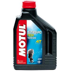 Масло Motul для 4-тактных ПЛМ бенз/диз Outboard Tech 4T 10w30 (5л)Масла и ГСМ<br>Моторное масло для 4-х тактных бензиновых двигателей TECHNOSYNTHESE®.<br>