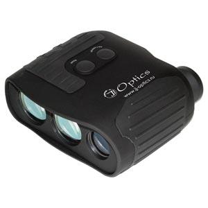 Лазерный дальномер JJ-Optics Laser RangeFinder 1500Лазерные дальномеры<br>JJ-Optics Laser RangeFinder 1500 объединяет в себе функции подзорной трубы и лазерного дальномера. Он быстро определяет расстояние и отображает информацию на LCD дисплее.<br>