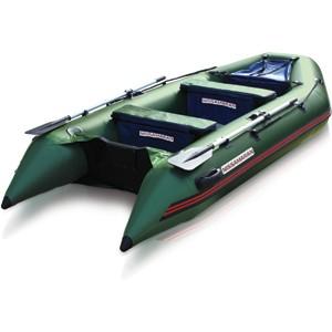 Надувная лодка Nissamaran Tornado 360 (цвет зеленый)